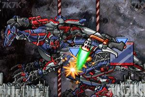 《修理机械喷火龙》游戏画面2