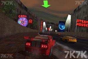 《极速跑车竞速赛》游戏画面2
