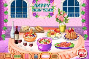 《年夜饭》游戏画面1