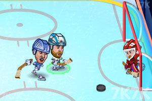 《冰球传奇》游戏画面1