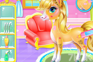《公主和小马》游戏画面2