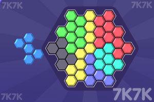《六角拼盘》游戏画面1