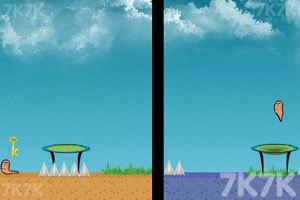 《两个世界》游戏画面4