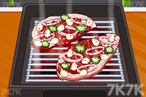 《手握披萨》游戏画面5