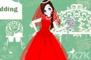 《美丽可爱小新娘》游戏画面2