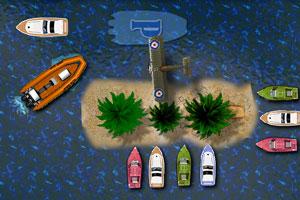 《豪华游艇停靠》截图1