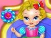 小公主做蛋糕