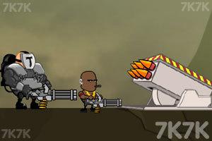 《枪火英雄》游戏画面2