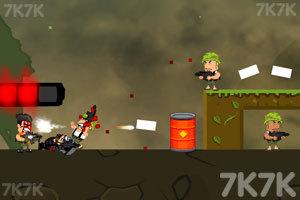 《枪火英雄》游戏画面3