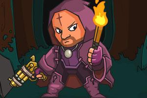 《英勇巫师》游戏画面1
