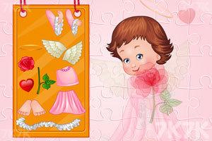《情人节的甜蜜拼图》截图3