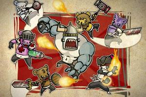 《野蛮熊部落中文版》游戏画面1