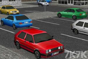 《老司机快停车》游戏画面1