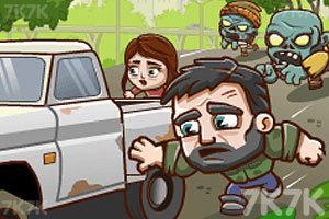 《最后的逃生者》游戏画面1