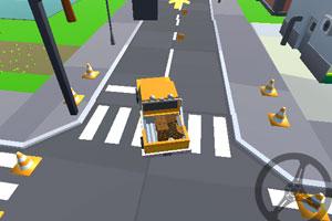 《货车紧急运输》游戏画面1