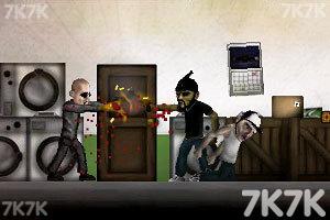 《黑客帝国大乱斗中文版》游戏画面3