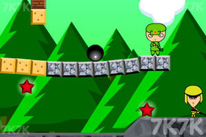 《拯救小红兵》游戏画面4