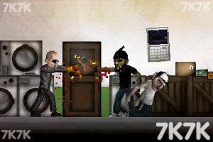 《黑客帝国大乱斗中文无敌版》游戏画面4