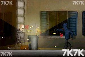 《黑客帝国大乱斗中文无敌版》游戏画面3