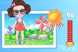 《小公主时尚沙龙》游戏画面3