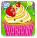 糖果纸杯蛋糕