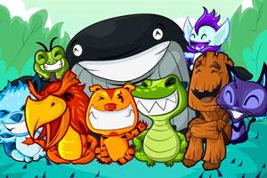 《动物竞技挑战赛中文版》游戏画面1