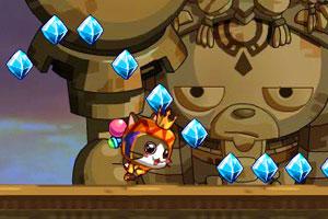 《奥拉星逃离金字塔》游戏画面1