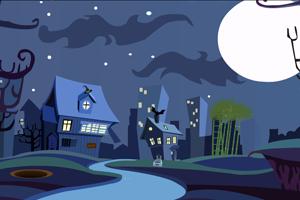 《逃离幽灵小镇》游戏画面1