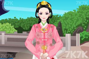《明代公主》游戏画面2