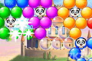 《新泡泡大作战》游戏画面5