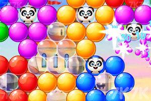 《新泡泡大作战》游戏画面2
