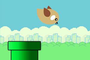 《史上最难游戏之小鸟》游戏画面1