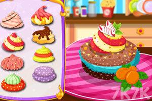 《森迪公主的午后甜点》游戏画面2
