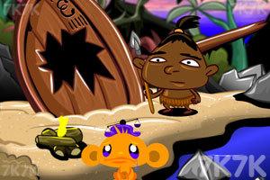 《逗小猴开心洞穴探险》游戏画面2