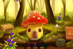 《逃离蘑菇逃脱》游戏画面1
