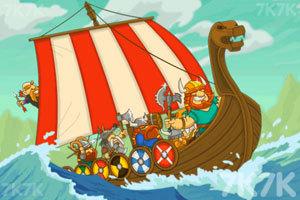 《海盗抢滩登陆战3》游戏画面1