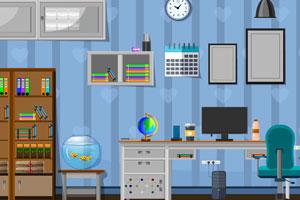 《逃出惊人的客厅》游戏画面1