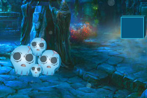 《逃离神秘海底世界》游戏画面1
