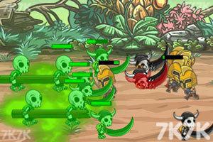 《怪物攻城掠地中文版》游戏画面2