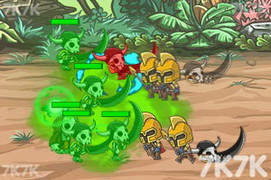 《怪物攻城掠地中文版》截图1