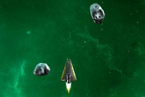 《星际飞船大战》游戏画面1
