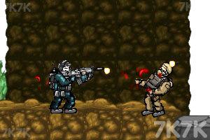 《三角洲特种部队》游戏画面5