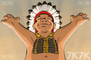 《印第安胖王子中文版》游戏画面1