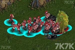 《魔法骑士战争》游戏画面3
