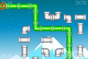 《小鸭管道工》游戏画面2
