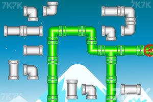 《小鸭管道工》游戏画面3