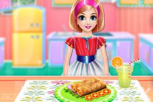 《厨娘凯丽》游戏画面1