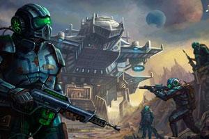 《星际战甲无敌版》截图2