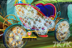 《清洗我的小马车》游戏画面5