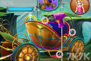 《清洗我的小马车》游戏画面2